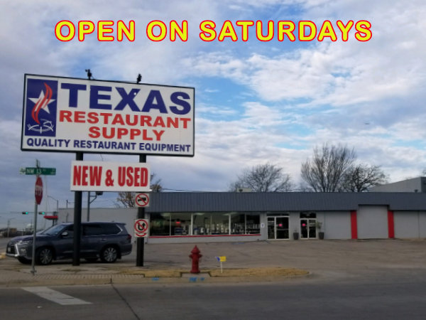 Grand Prairie Location